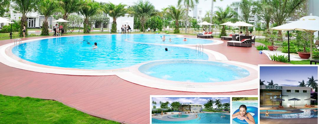 Swimming Pool Villa Park